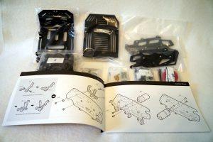 Devastator Tank Mobile Robot Platform - manual