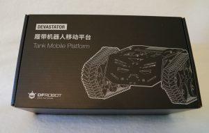 Devastator Tank Mobile Robot Platform - package