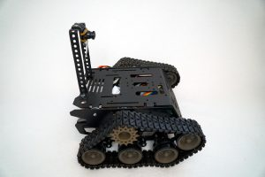 Devastator Tank Mobile Robot Platform - ready to rumble