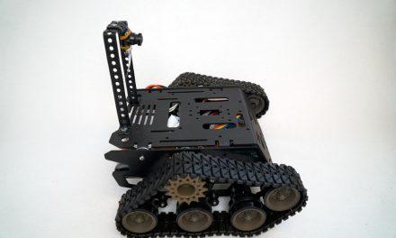 Devastator Tank mobile Roboter Plattform Bausatz – Elektronik