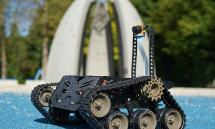 Devastator Tank mobile Roboter Plattform Bausatz – Erfahrungsbericht