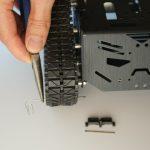 Devastator Tank mobile Roboter Plattform Bausatz – Anpassungen