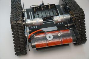 Devastator Tank Mobile Robot Platform - washer 01