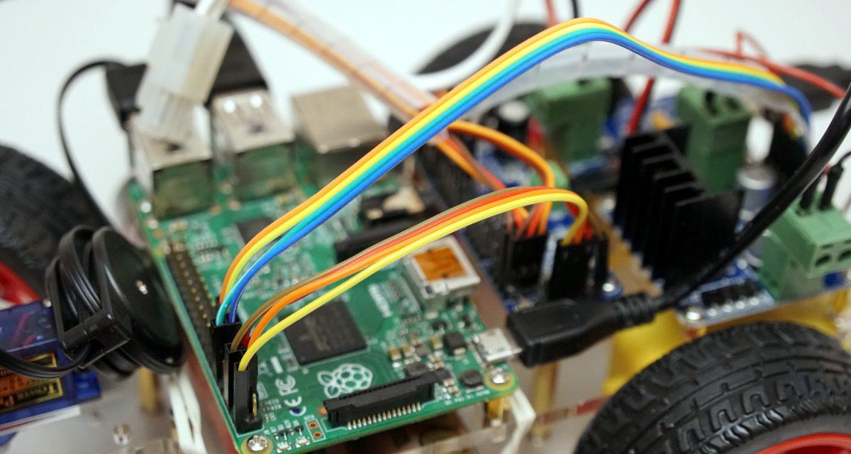 SunFounder Roboterbausatz – Smart Video Car Steuerprogramm