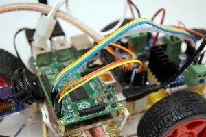 SunFounder Roboterbausatz Smart Video Car Kit Software