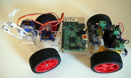 SunFounder Roboterbausatz – Smart Video Car Zusammenbau