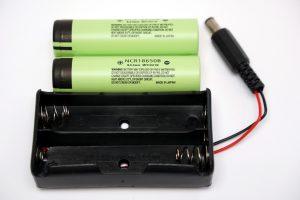 Panasonic Akku NCR18650B Lithium ion