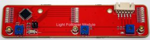 SunFounder Picar-S - Light Follower Modul Oberseite