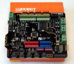 DFROBOT Mobile Platform - Mainboard