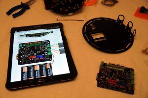 DFROBOT Mobile Platform - Zusammenbau online Anleitung