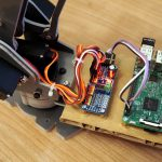 SainSmart 6-Achsen Desktop Roboter Arm - Raspberry Pi Software installation