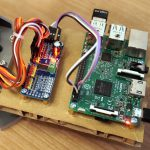 SainSmart 6-Axis Desktop Robotic Arm – Raspberry Pi wiring