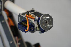 SainSmart 6 Achsen Desktop Roboter Arm - Kopf mit Servo Motoren