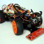 SunFounder Roboter Auto PiCar-S Bausatz – Verkabelung und Softwareinstallation