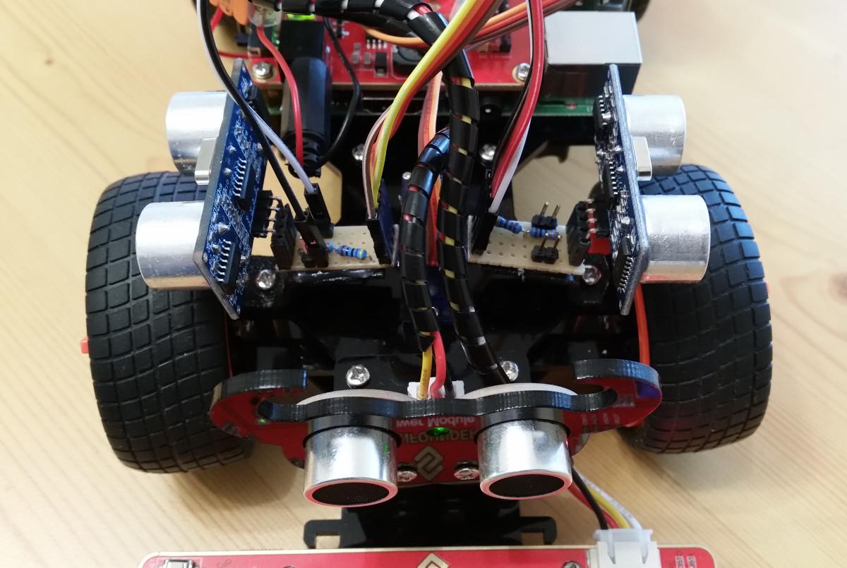 Ultraschall Entfernungsmesser Bausatz : Sunfounder roboter auto picar s bausatz u2013 zusätzliche ultraschall