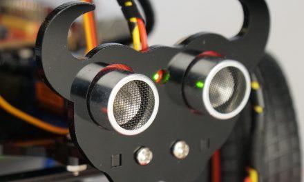 SunFounder Roboter Auto PiCar-S Bausatz – Ultraschall Sensor