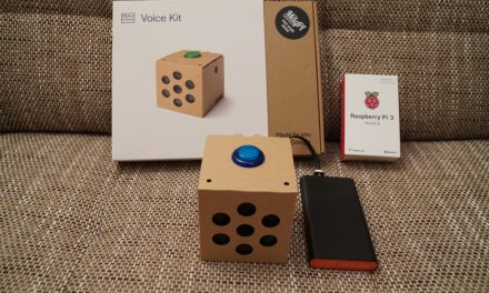 Raspberry Pi – AIY Voice Kit (Google) Installation