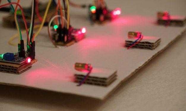 Rundenzeit messen – Raspberry Pi Lichtschranke Einführung