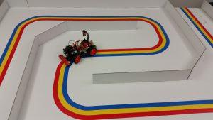 Roboter Auto Bausatz PiCar S - Labyrinth 2