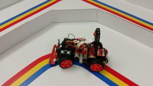 Roboter Auto Bausatz PiCar S - Labyrinth 3