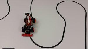 Roboter Auto Bausatz PiCar S - Line Follower Kurs 2