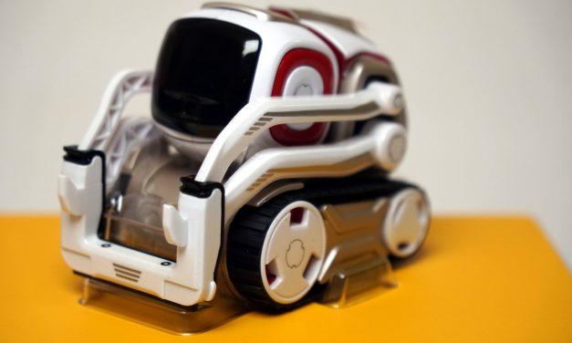 Anki Roboter Cozmo – AI für Zuhause selber programmieren