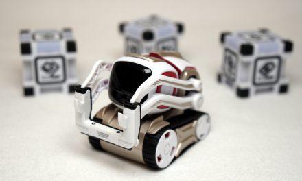Anki Roboter Cozmo – mit dem SDK programmieren