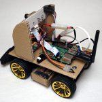 Autonom fahrendes Raspberry Pi KI Roboter-Auto - Elektronik Donkeycar