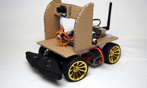 Autonom fahrendes Raspberry Pi KI Roboter Auto – Einleitung