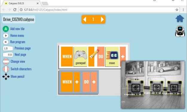Anki Roboter Cozmo – Calypso Software