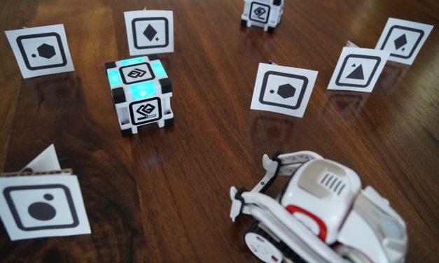 Anki Roboter Cozmo – custom Marker