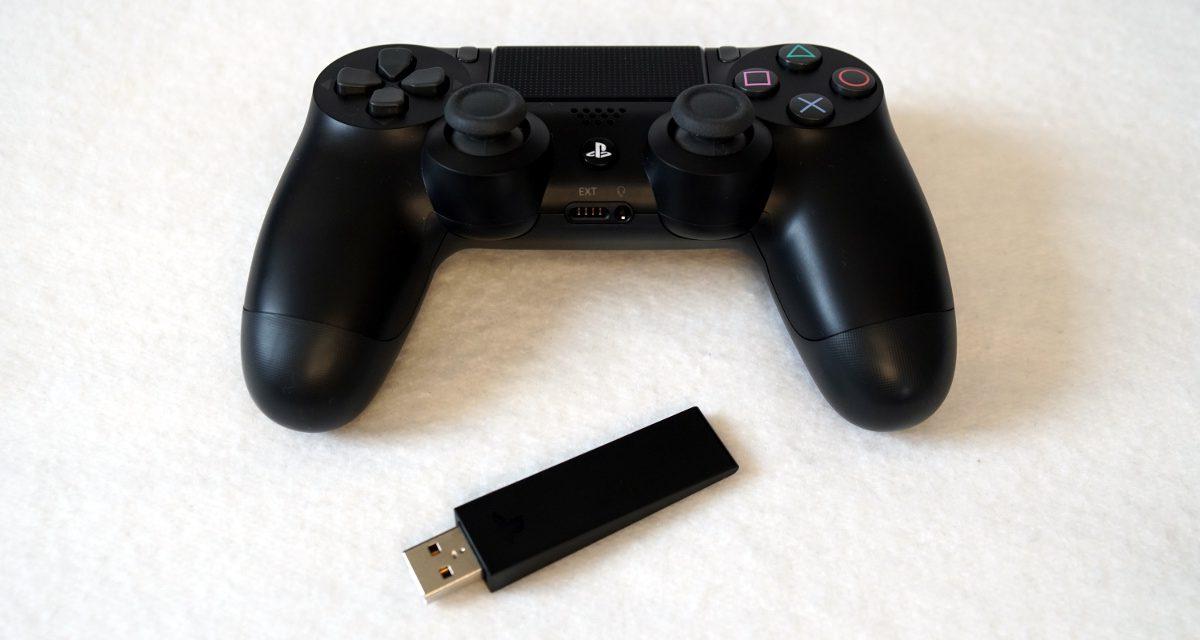 Playstation PS4 Controller (dualshock) einrichten am Raspberry Pi