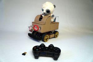 Raspberry Pi - Playstation 3 Kontroller