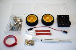 Raspberry Pi Roboter GoPiGo Komponenten