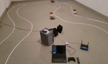 Autonom fahrendes Raspberry Pi KI Roboter-Auto – Trainingskurs