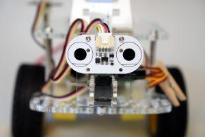 Raspberry Pi Roboter GoPiGo Dexter Industries - distance sensor