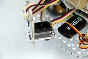 Raspberry Pi Roboter GoPiGo Dexter Industries - servo kit