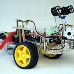 Raspberry Pi Robot Car – GoPiGo zusätzliche Sensoren