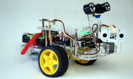 Raspberry Pi Robot Car – GoPiGo