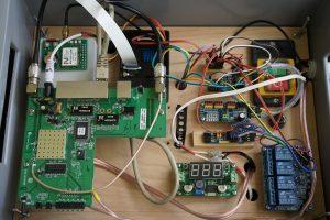 Big Rob - Modulsystem obere Platte mit Elektronik