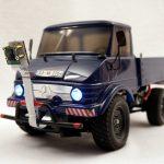 Autonom fahrendes Raspberry Pi KI Roboter-Auto – Donkey Car UNIMOG Upgrade