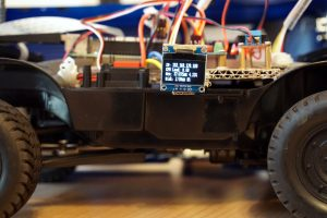 Donkey Car - OLED Display