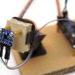 Raspberry Pi Laser Scanner - Adafruit VL53L0X