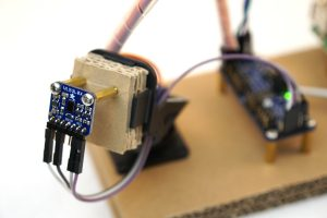 Adafruit VL53L0X sensor modul