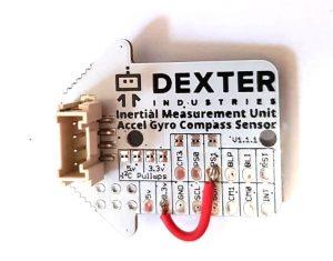 Dexter Industries IMU BNO055 UART