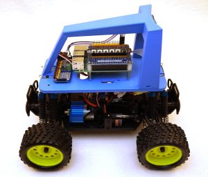 Donkey Car - pimoroni button_SHIM