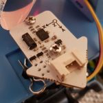 Dexter Industries IMU Sensor 9-DOF Absolute Orientation BNO055‎