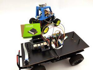 NVIDIA Jetson Nano Donkey Car