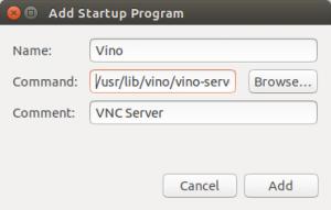 Jetson Nano VNC Server Auto Start