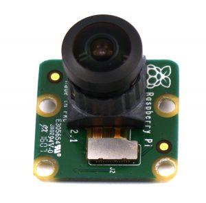 Jetson Nano Weitwinkel Kamera montiert